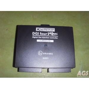 Блок управления Digitronic Maxi 4ц