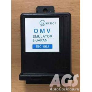 Эмулятор форсунок ОМV-6 азия